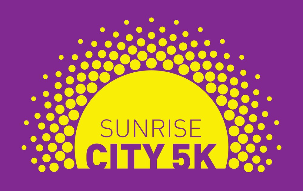 A picture of the Sunrise City logo.