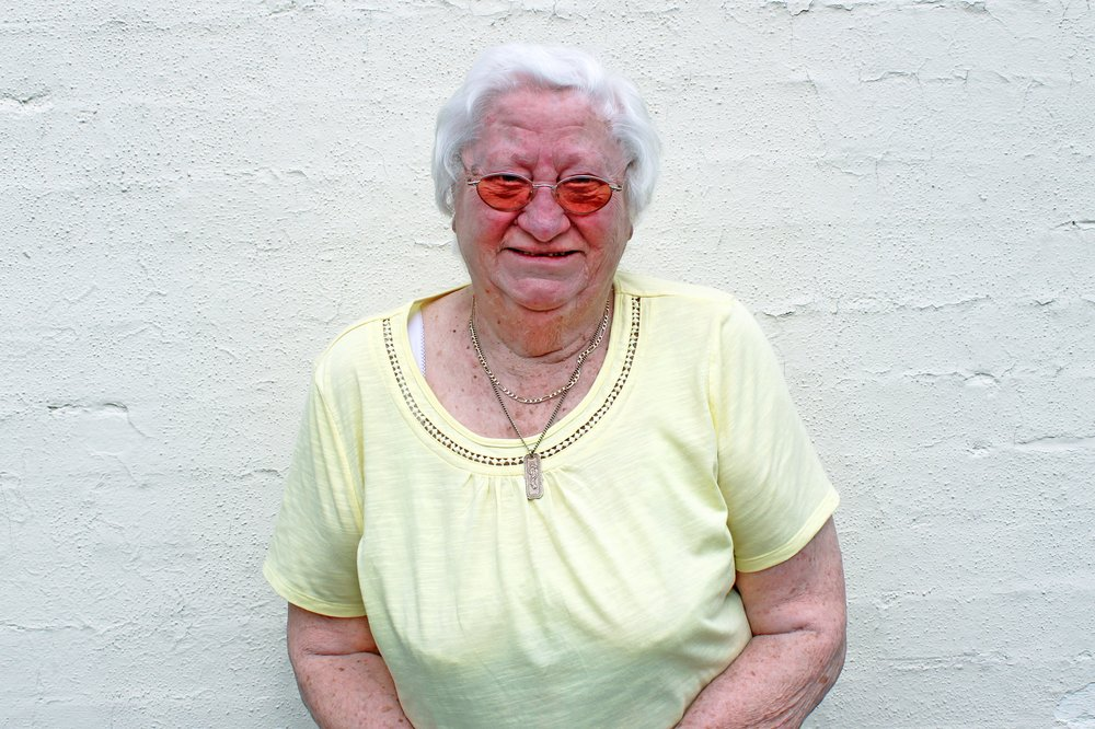 A picture of Barbara Hansford.