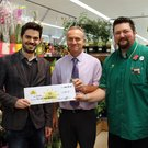 Morrisons Foundation Cheque